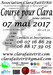 Affiche course 2017